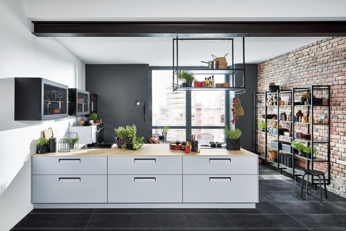 Nolte Küchen – Neue Programme: Die Vielfalt des Industrial Look ...