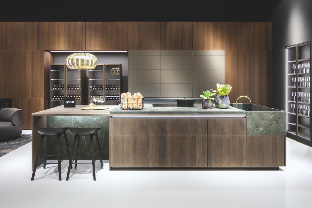 Leicht Küchen – Neue Programme: Stilsicheres Statement - MÖBELMARKT