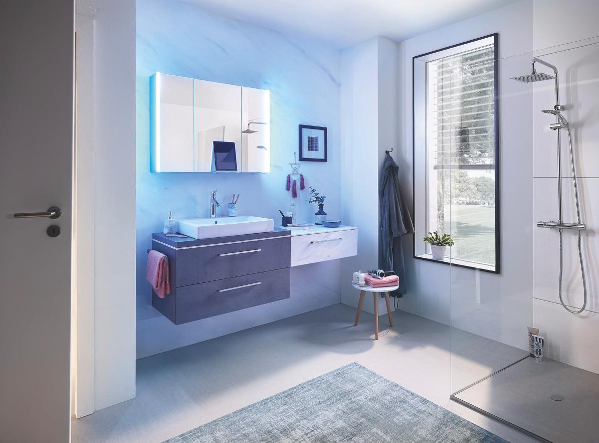Pelipal Neue Programme Wohlfuhllicht Im Badezimmer Mobelmarkt