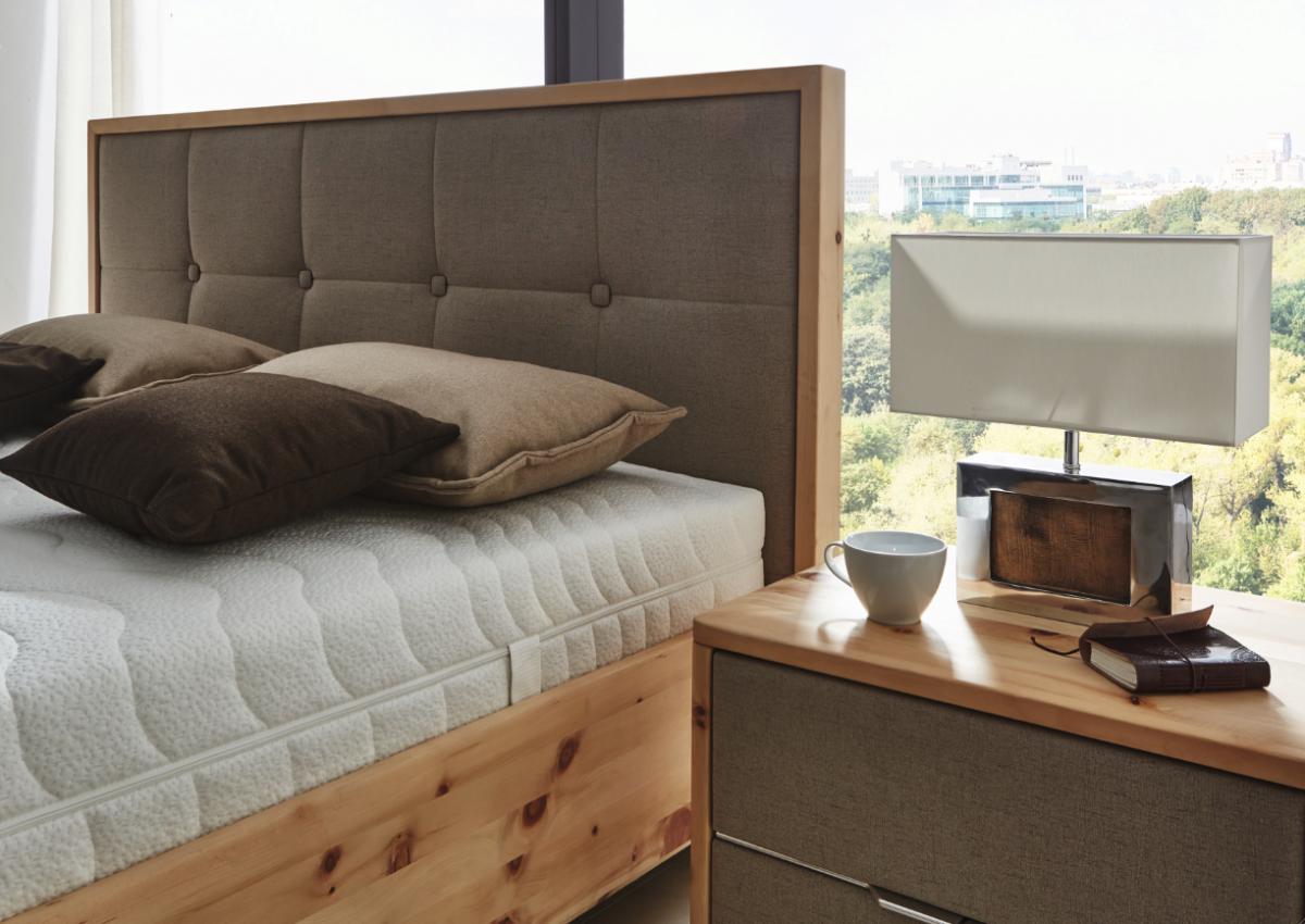 Im Bereich Schlafen Besticht ADA Mit Hochwertigen Betten In Den Holzarten  Wildeiche Und Zirbe. Fotos: ADA