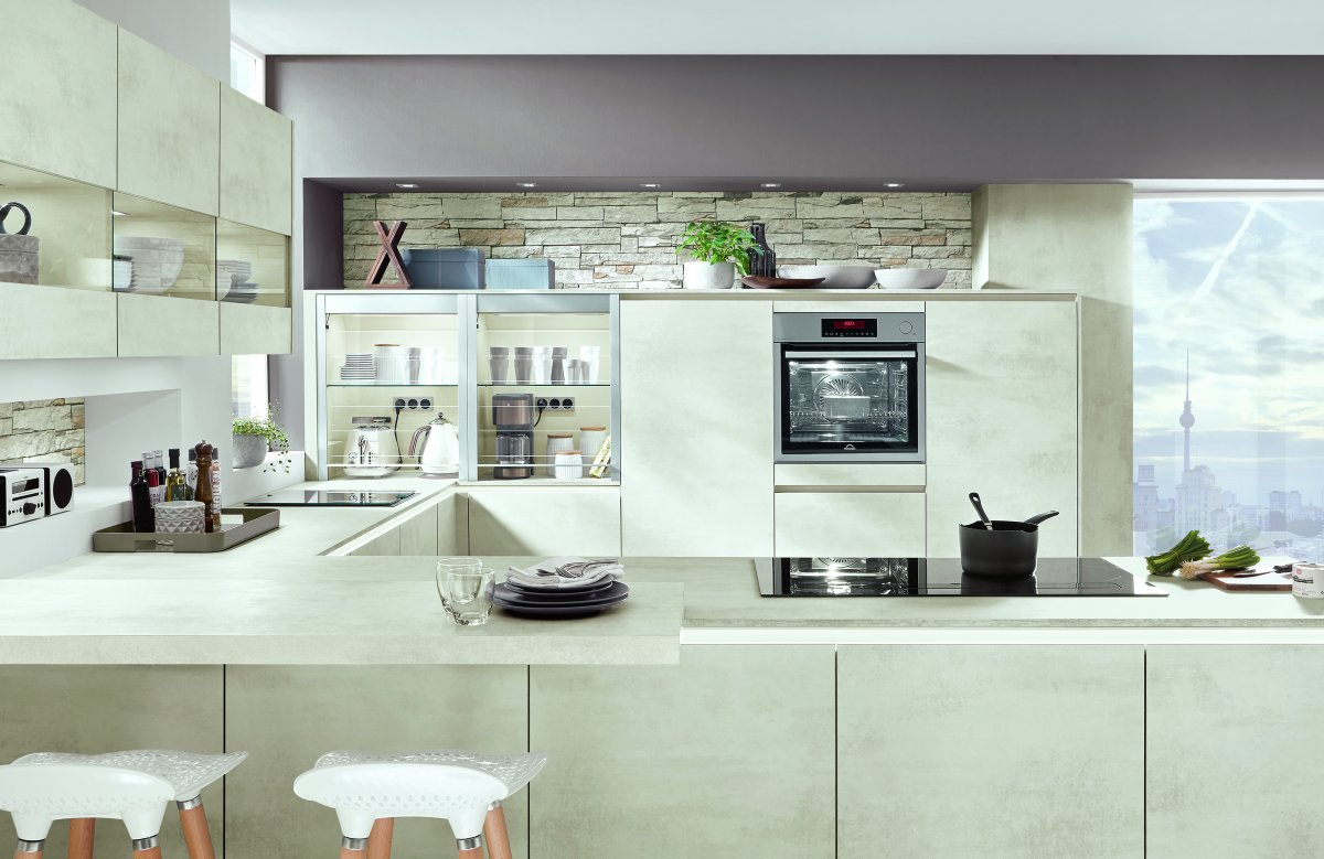 nobilia neue programme in szene gesetzt m belmarkt. Black Bedroom Furniture Sets. Home Design Ideas