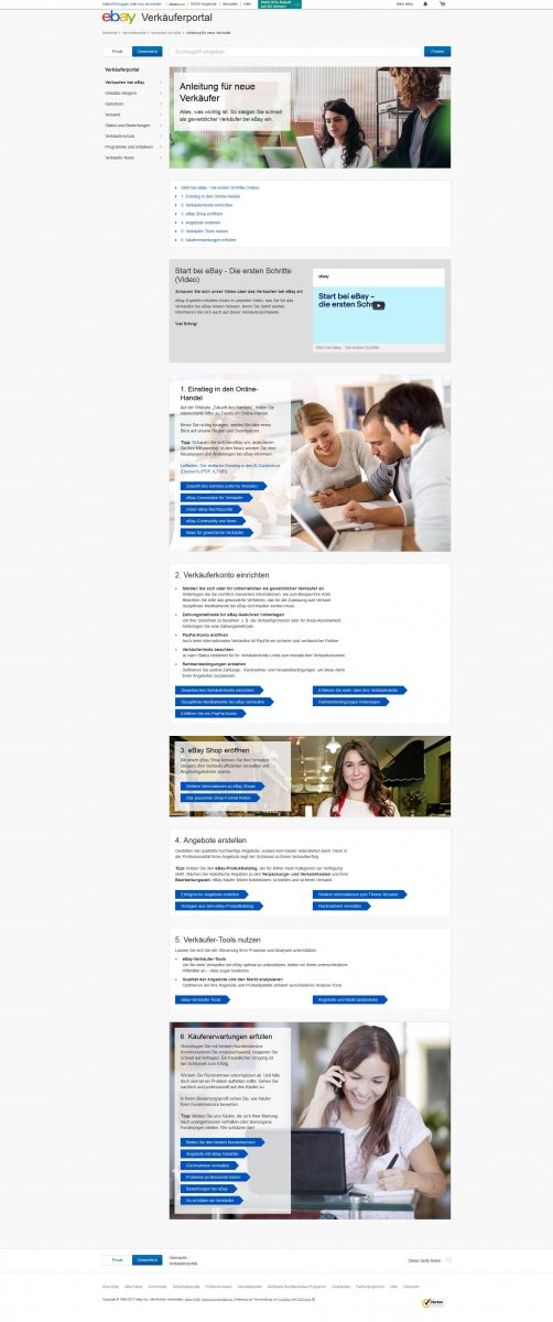 Einfach Online Verkaufen Das Ebay Abc Für Einsteiger Möbelmarkt
