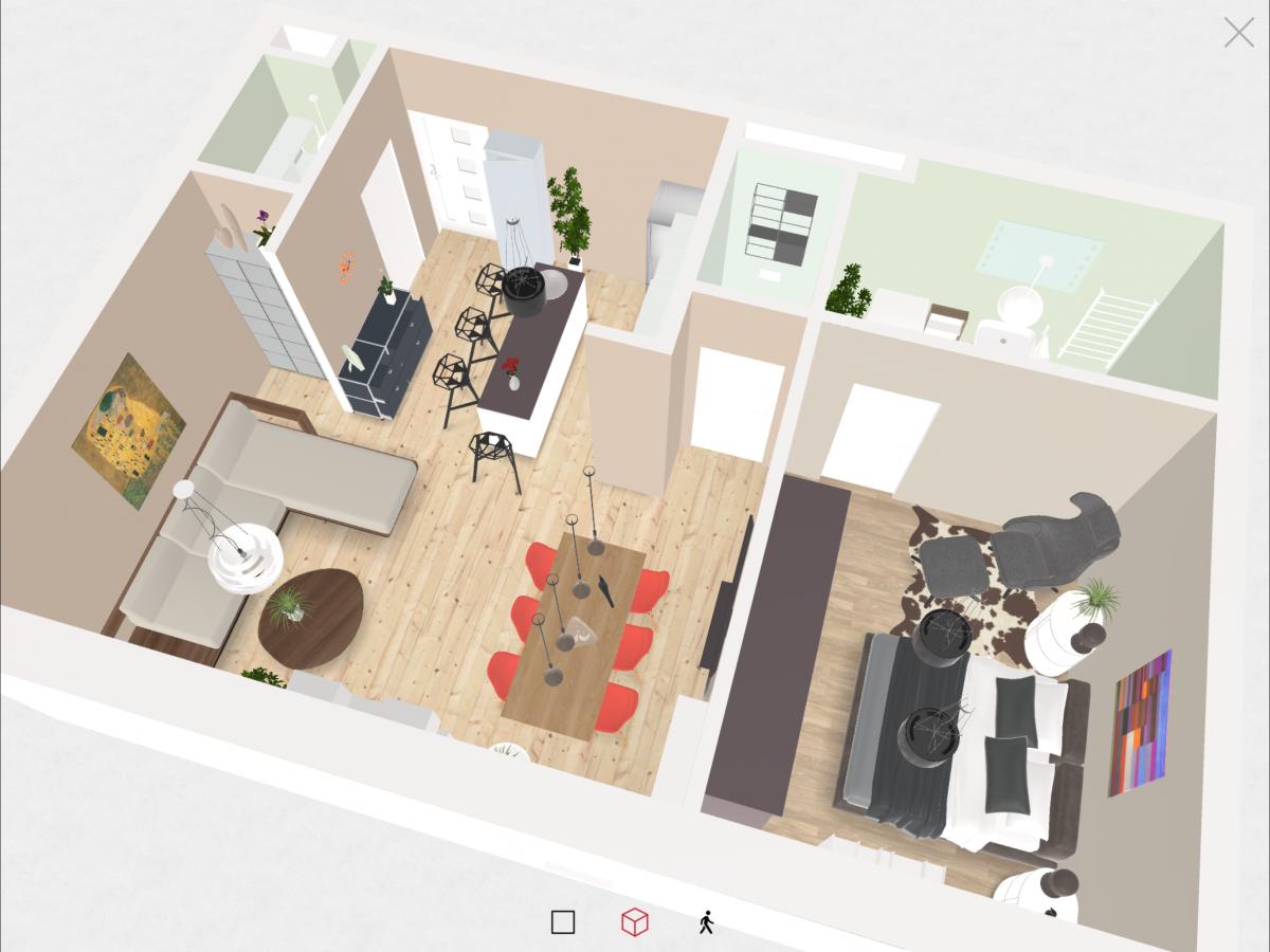 Roomle Gmbh Online Raumplaner Erleichtern Das Einrichten Möbelmarkt
