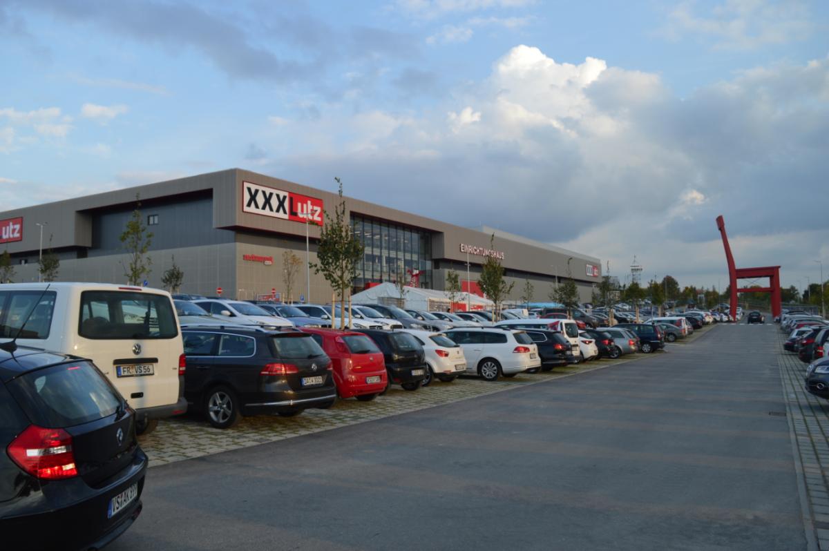 Xxxlutz Eröffnet In Villingen Schwenningen Das Neue Xxxl